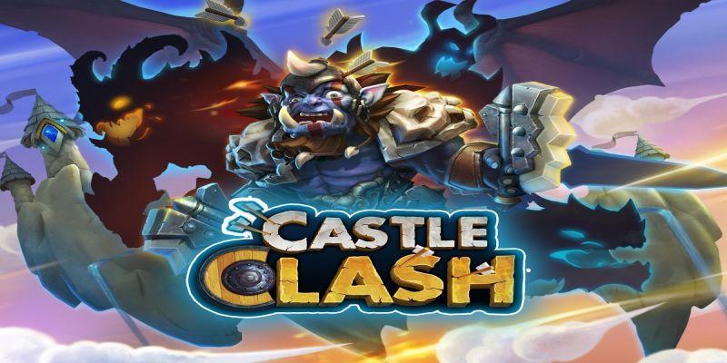Castle Clash Age of Legends triche