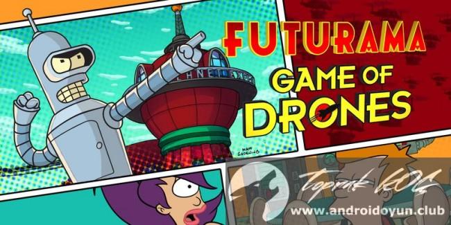 Futurama: Game of Drones hack