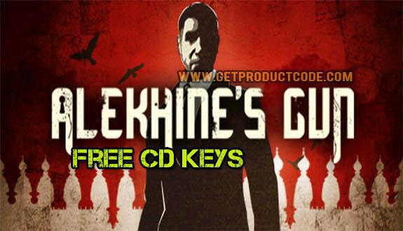 Alekhine's Gun keygen