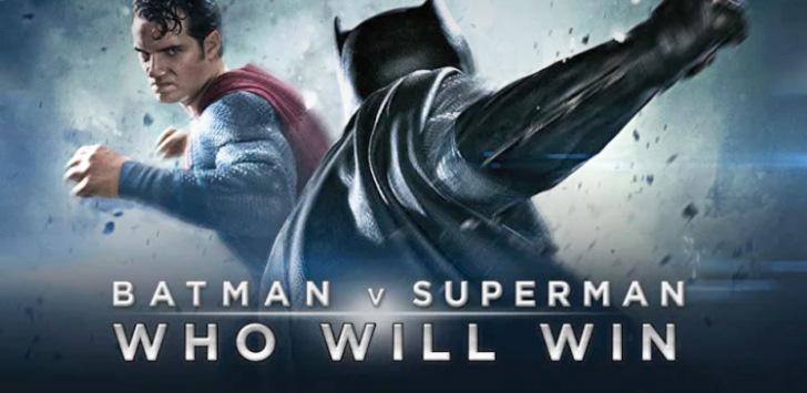 Batman v Superman Who Will Win triche
