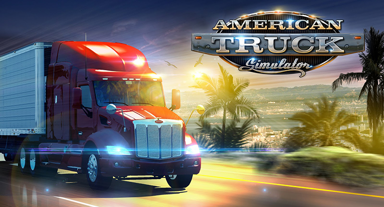 American Truck Simulator Keygen