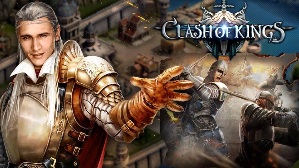 تهكير Clash of Kings
