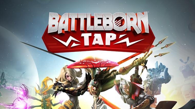 Battleborn Tap hack