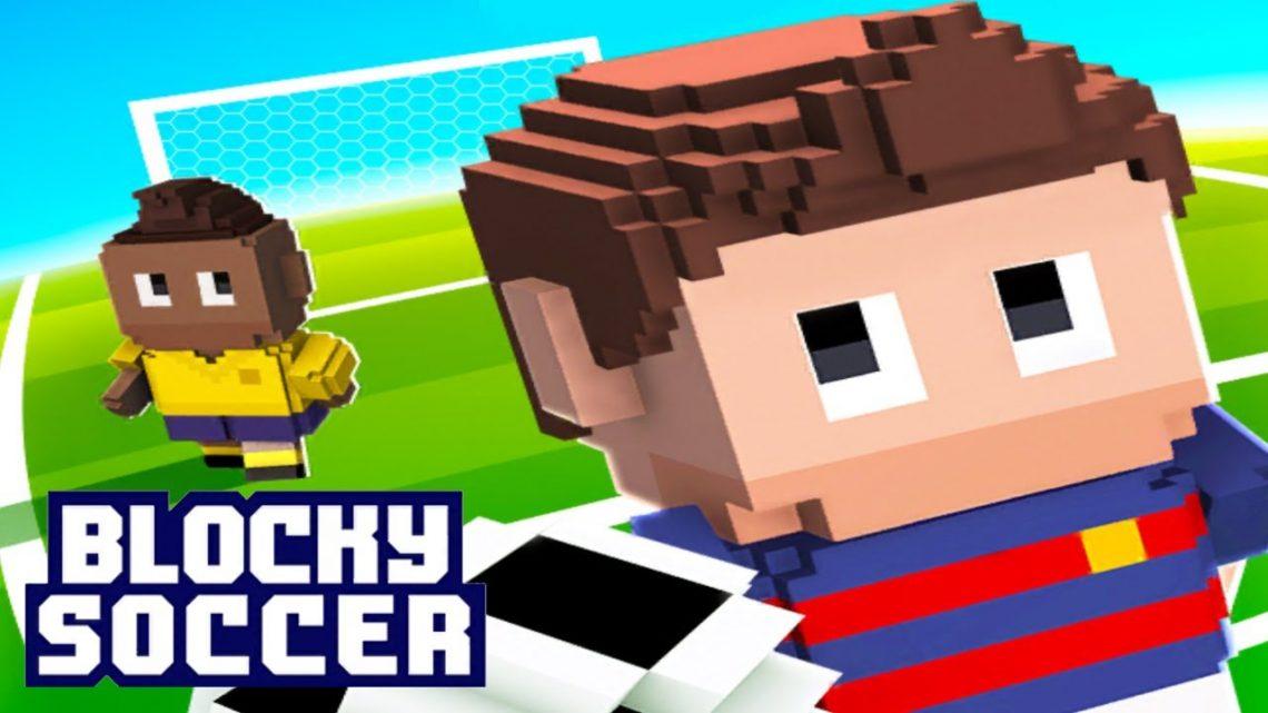 Blocky Soccer trucos