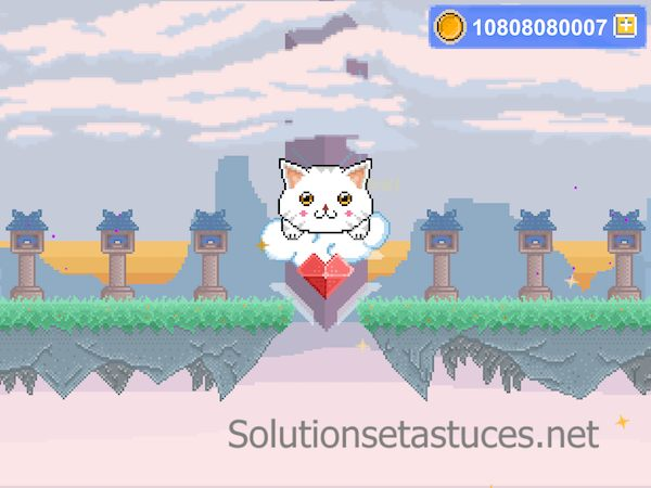 Astuces Laser Kitty Pow Pow pièces de monnaie illimitées