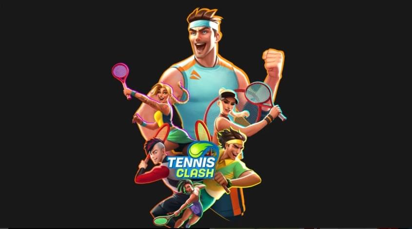 """Résultat de recherche d'images pour """"Tennis Clash hack"""""""