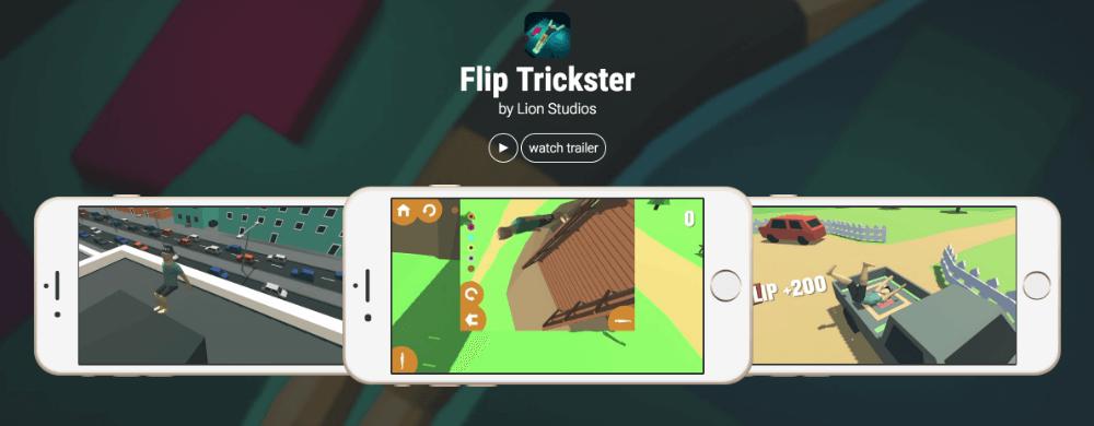 """Résultat de recherche d'images pour """"Flip Trickster"""""""