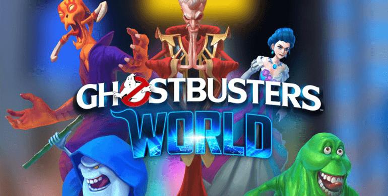 """Résultat de recherche d'images pour """"Ghostbusters World hack"""""""