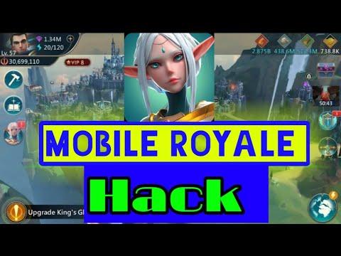 """Résultat de recherche d'images pour """"Mobile Royale hack"""""""