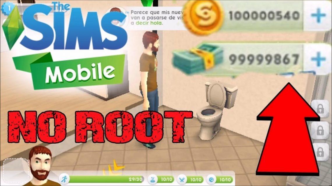 """Résultat de recherche d'images pour """"The Sims™ Mobile hack"""""""
